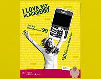 Latitude Wireless, fall 2008 campaign