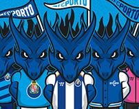 FC Porto - Dragons aboard
