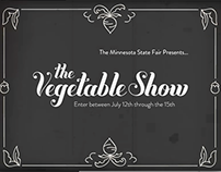 State Fair Vegetable Show