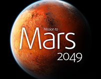 Family board game: Mission to Mars 2049