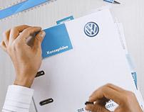 Konzeptvisualisierung – Volkswagen Besucherdienste