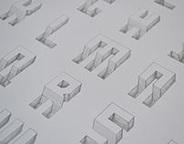 Gradus Typeface