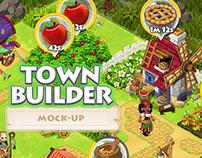Farm Game Mockup