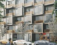 Snyder Ave Housing ++, Brooklyn, NY