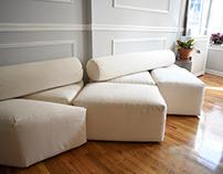 Tangram Sofa