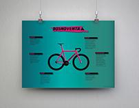 Dosnoventa bike