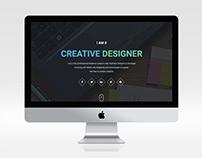 iMac PSD Mockup Design