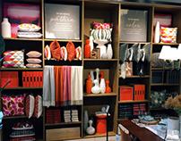 Visual Merchandising for West Elm