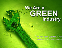 Egyptian Steel (green industry)