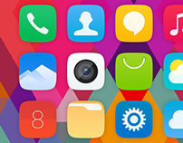 Android Launcher Icons Project Last 2014