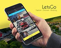 Travel iOS Application, Hotel Booking iOS Application