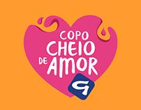 Copo Cheio de Amor | Gang