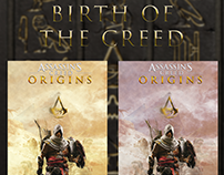 Assassin's Creed Origins Fan Poster