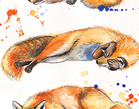 Foxy ^^. лЫсЫця