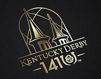 Kentucky Derby 141 Event Brand