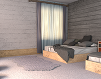 Scandinaviam Bedroom