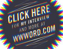 Interviewed by WWWORD.com