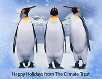 The Climate Trust Happy Holidays Card