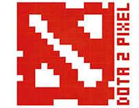 DOTA2 Pixel Sheet 2