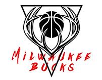 Milwaukee Bucks 'Young Bucks' Campaign (W.I.P.)