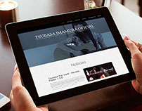 website em Wordpress