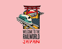 WELCOME TO THE RAILWORLD: JAPAN (8TV) - Identity