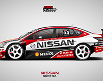 2015 Nissan Sentra Super TC2000