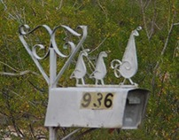 Mailboxes of Southern Arizona