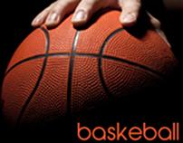 Basketball mobile app template