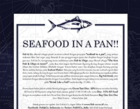 Fish & Co. : Seafood in a Pan!!