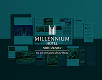 Sales Kit Millennium Hotel Sirih Jakarta