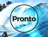 Pronto - Surf & Lifestyle Magazine