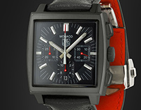 Tag Heuer Customised Monaco.