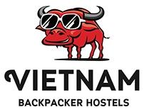Vietnam Backpacker Hostels' Buffalo