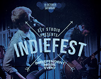Indie Flyer/Poster Vol 2