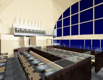 Interior Studio I: Restaurant - Glazed