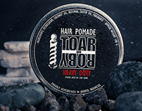 Hair Pomade : TOAR and ROBY