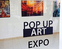 POP UP ART EXPO #1