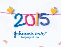 Johnson's Baby Calendar 2015