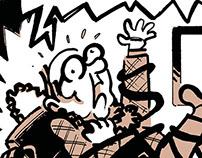 Stripi za revijo Didakta