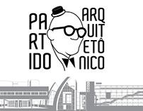coleção PARTIDO ARQUITETÔNICO - studiomarrom.com
