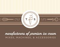 Triple Scoop Ice Cream Makers