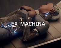 Ex Machina - Screens and Schematics
