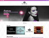 WP Custom Theme - Espacio Glam City