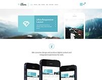Elara - Multipurpose Wordpress Theme