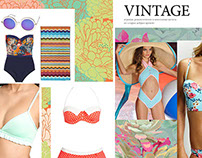 MOODBOARD for beachwear collection 2015 PART 3