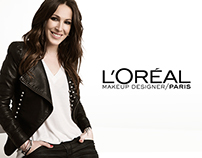 Malú for L'Oréal Paris