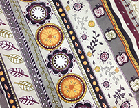 Goblin Market Fabric