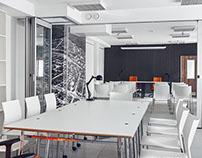 Przestrzeń biurowo - konferencyjna