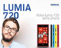 lumia  720 redesign
